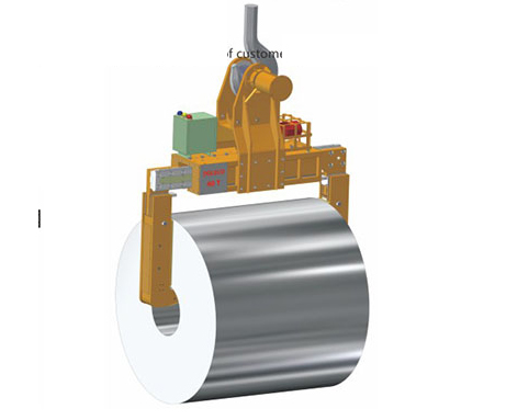 9:Wire rod/ Horizontal roll clamp