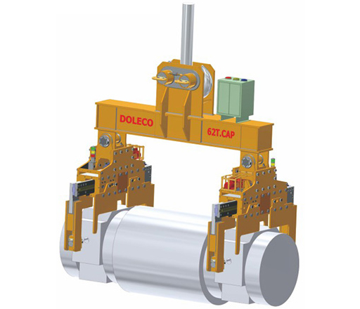 12:Roller load lifting device